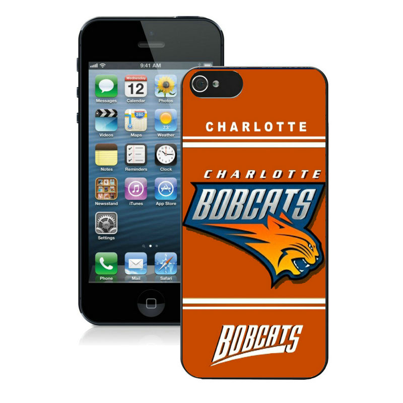 Charlotte Bobcats-iPhone-5-Case-01