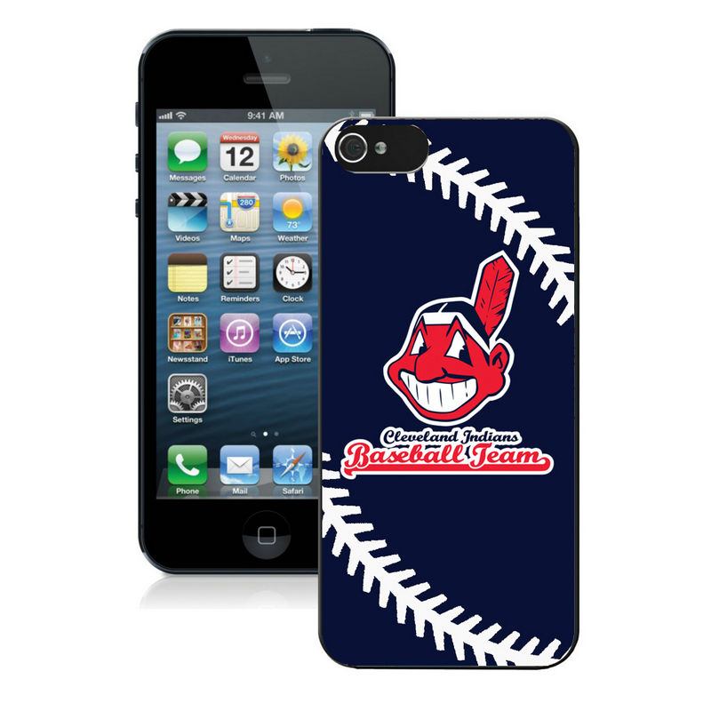 Cleveland Indians-iPhone-5-Case