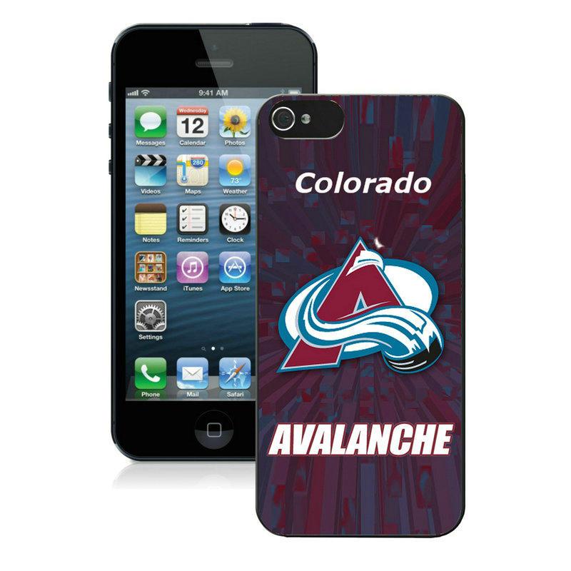 Colorado Avalanche-iPhone-5-Case