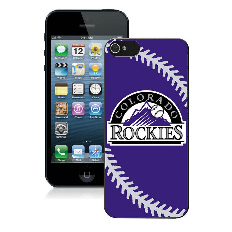 Colorado Rockies-iPhone-5-Case