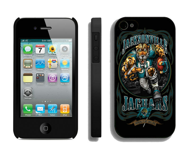 Jacksonville Jaguars-iPhone-4-4S-Case-03