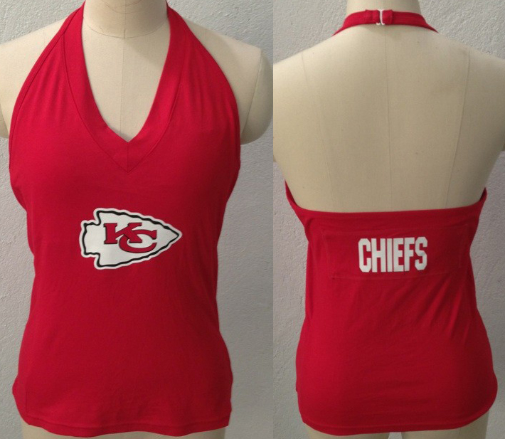 Kansas City Chiefs--red