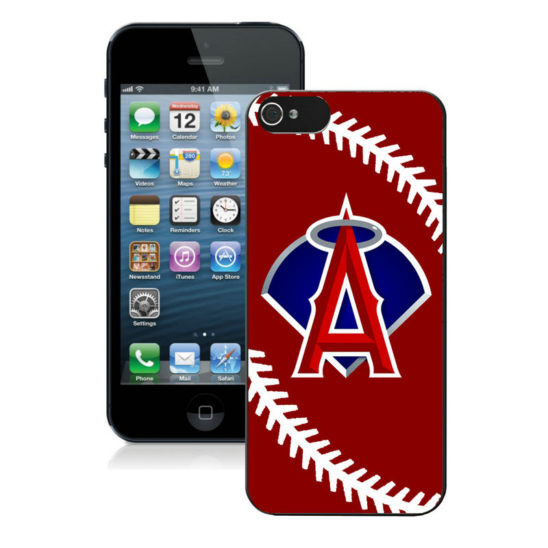 Los Angeles Angels of Anaheim-iPhone-5-Case