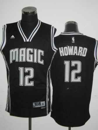 Magic 12 HOWARD Black Jersyes