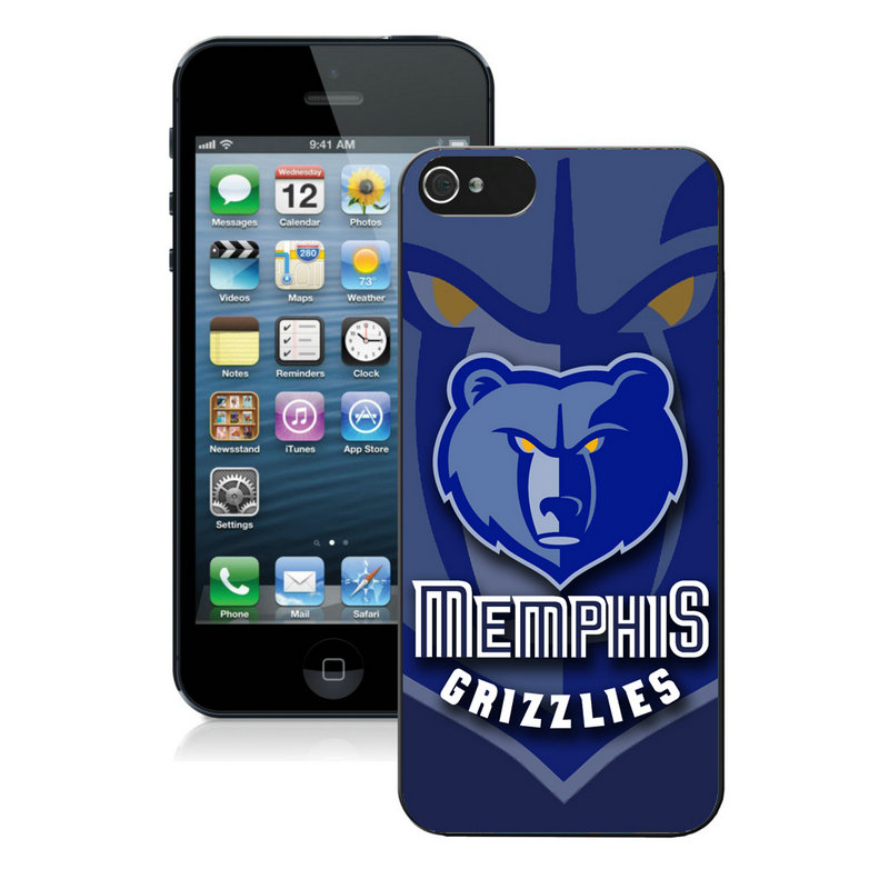 Memphis Grizzlies-iPhone-5-Case-02