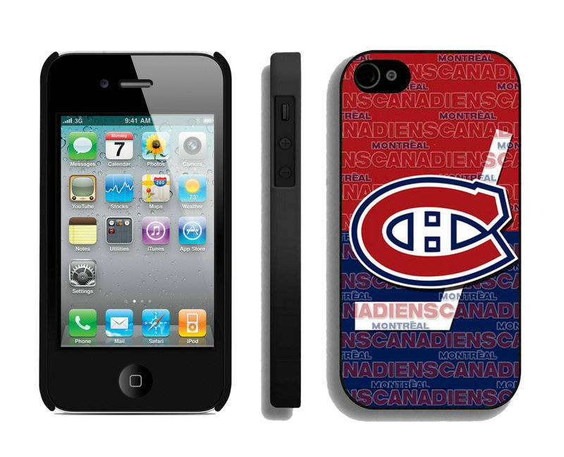 Montr¨¦al Canadiens-iphone-4-4s-case-01