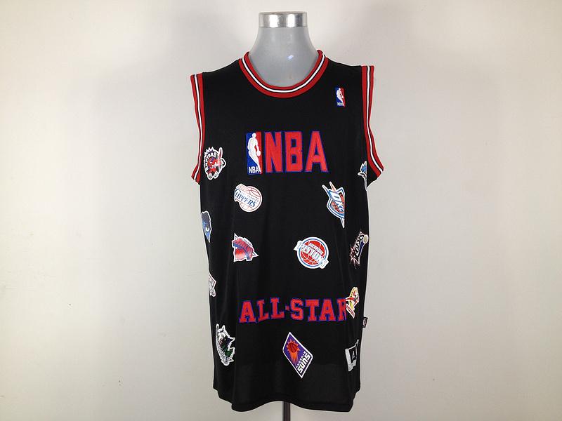 NBA All Star Black Jerseys
