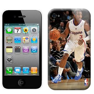 NBA Los Angeles Clippers 3 Paul Iphone 4-4S Case