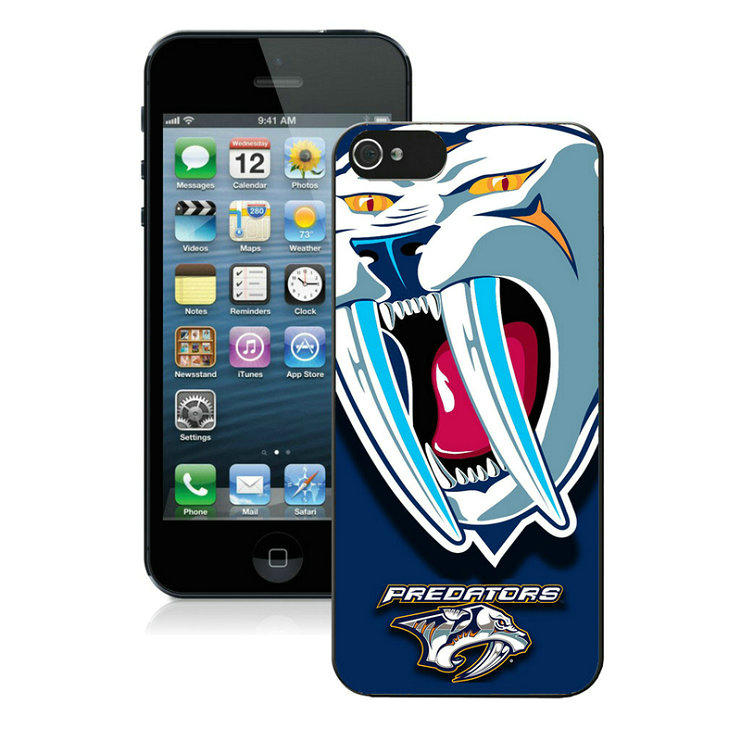 Nashville Predators-iPhone-5-Case