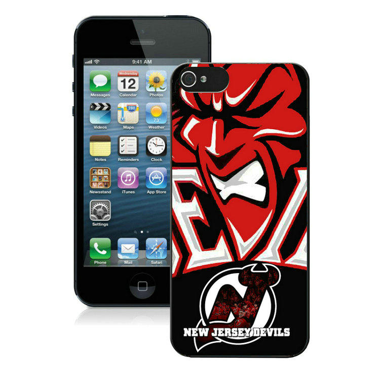 New Jersey Devils-iPhone-5-Case