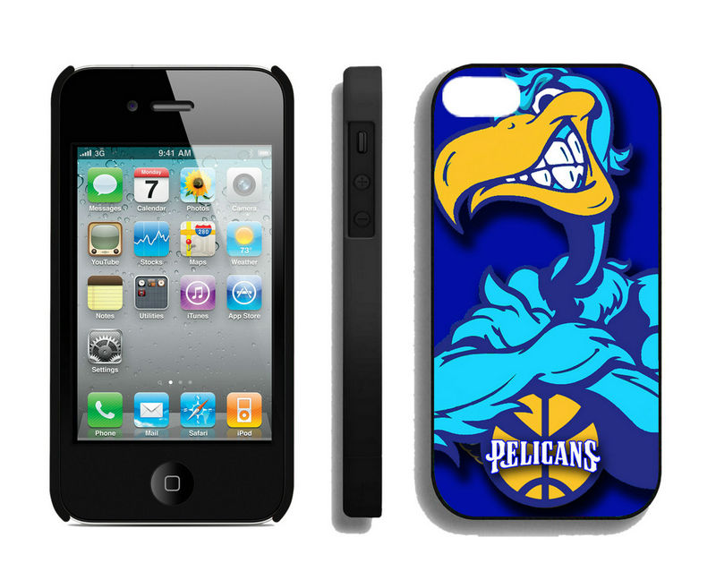 New Orleans Pelicans-iPhone-4-4S-Case-01