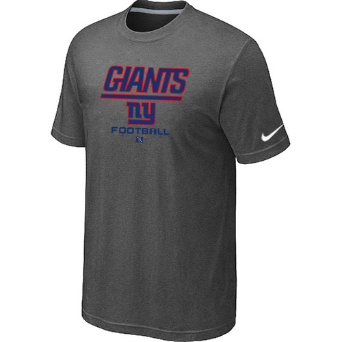 New York Giants Critical Victory D.Grey T-Shirt