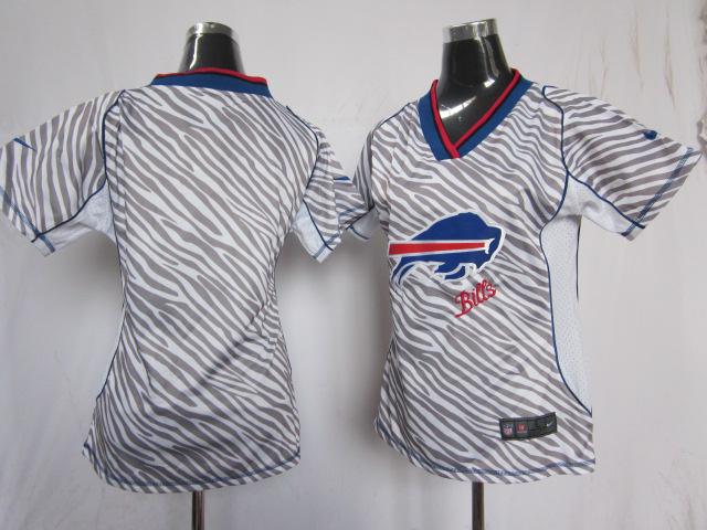 Nike Bills Blank Women Zebra Jerseys