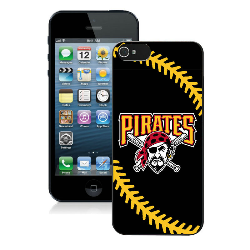 Pittsburgh Pirates-iPhone-5-Case