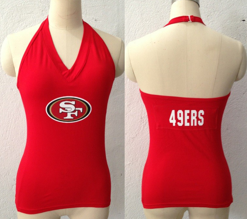 San Francisco 49ers--red