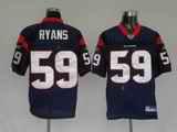Texans 59 DeMeco Ryans Blue Jerseys