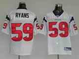 Texans 59 DeMeco Ryans White Jerseys