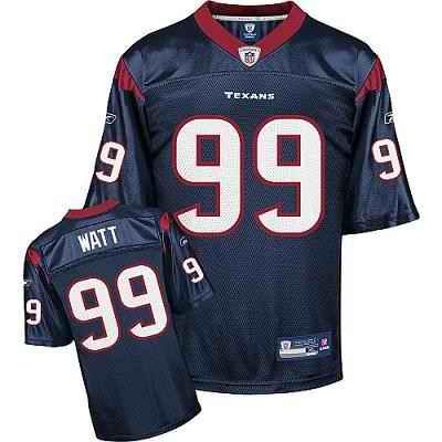 Texans 99 Matt blue Jersey