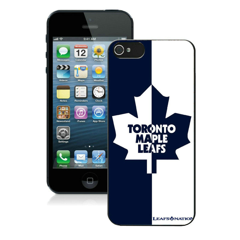 Toronto Maple Leafs-iPhone-5-Case