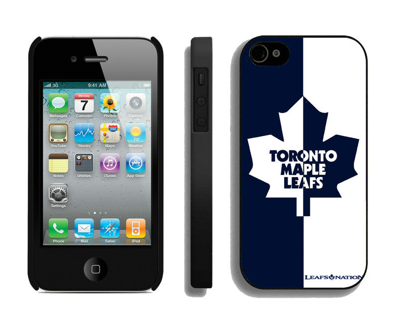 Toronto Maple Leafs-iphone-4-4s-case-01