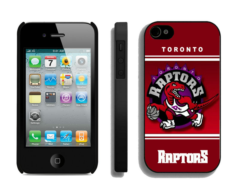Toronto Raptors-iPhone-4-4S-Case-02