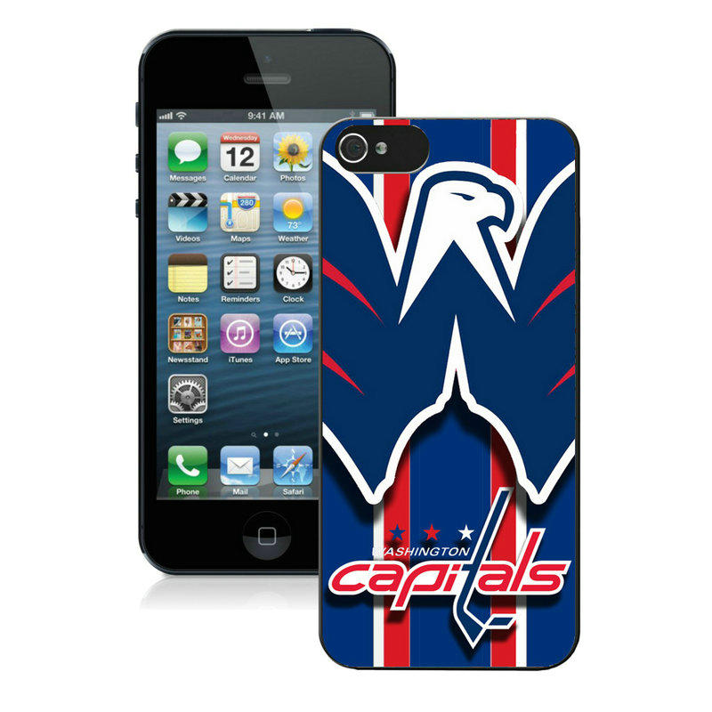 Washington Capitals-iPhone-5-Case