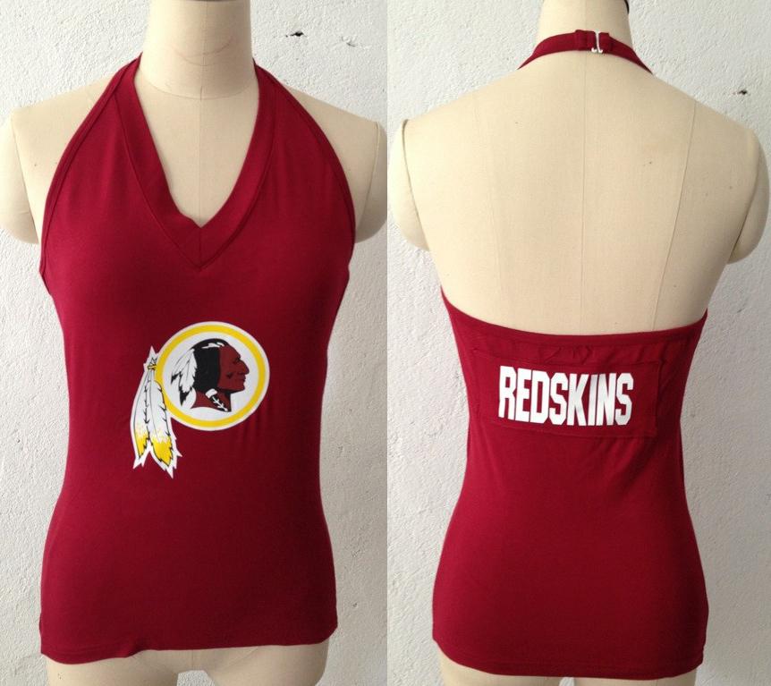 Washington Redskins--red