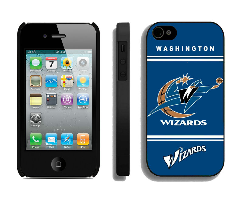 Washington Wizards-iPhone-4-4S-Case-02