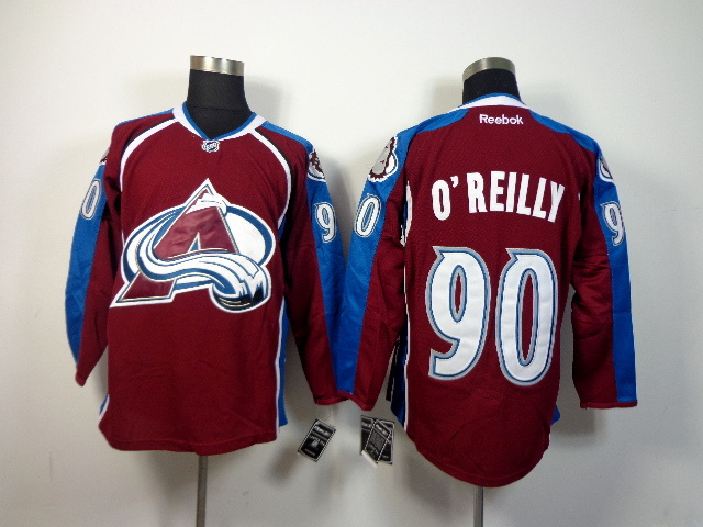 Avalanche 90 O'Reilly Red New Jerseys