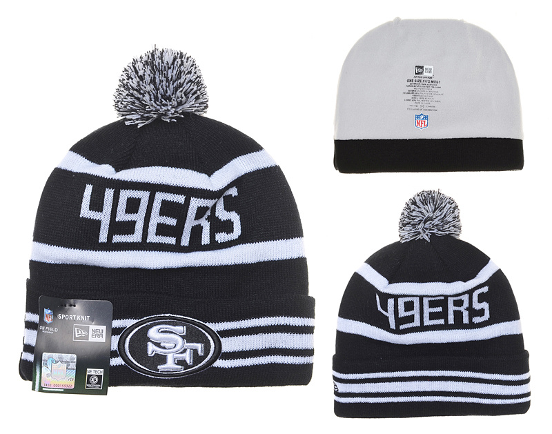 49ers Fashion Beanies YD2
