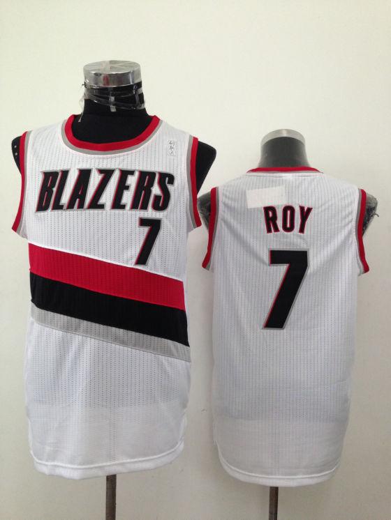 Blazers 7 Roy White New Revolution 30 Jerseys