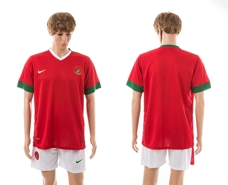 2014-15 Indonesia Home Jerseys