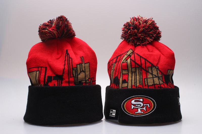49ers Fashion Beanie YP2