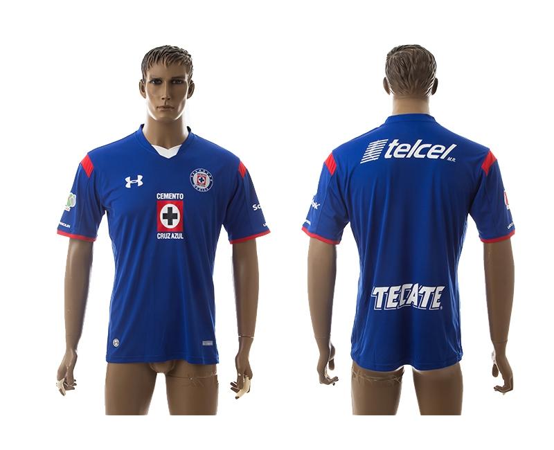 2014-15 Blue Cross Home Thailand Jerseys