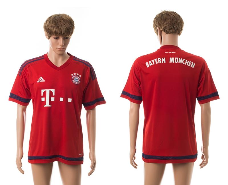2014-15 Bayern Muchen Home Thailand Jerseys