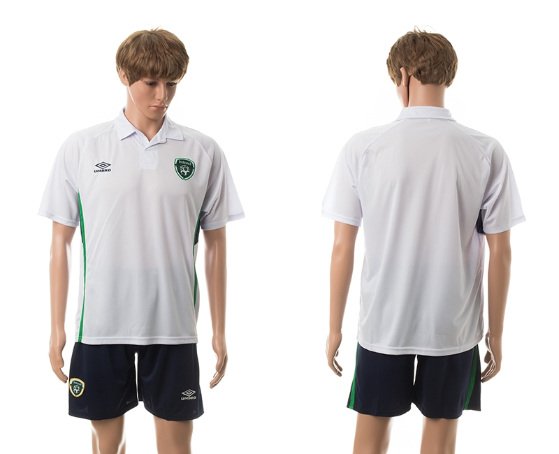 2014-15 Ireland Away Soccer Jersey