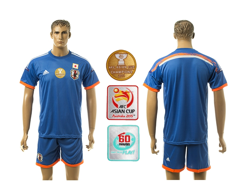 2014-15 Japan AFC Asian Cup Home Jerseys