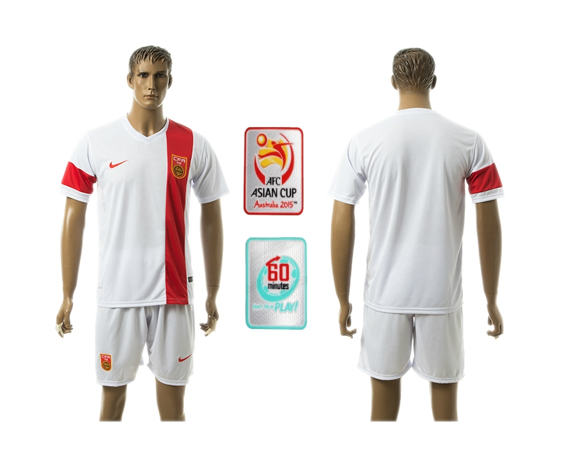 2014-15 China AFC Asian Cup Away Jerseys