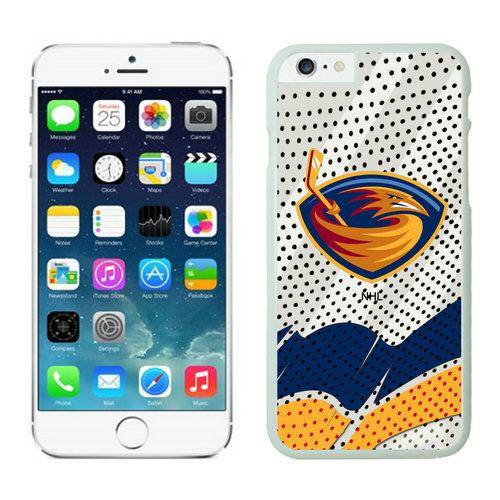 Atlanta Thrashers iPhone 6 Cases White03