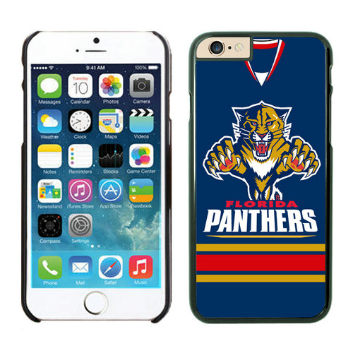 Florida Panthers iPhone 6 Cases Black02