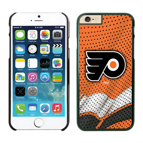Philadelphia Flyers iPhone 6 Cases Black05