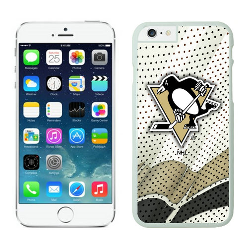 Pittsburgh Penguins iPhone 6 Cases White04