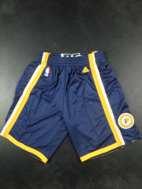 Pacers Dark Blue New Revolution 30 Shorts