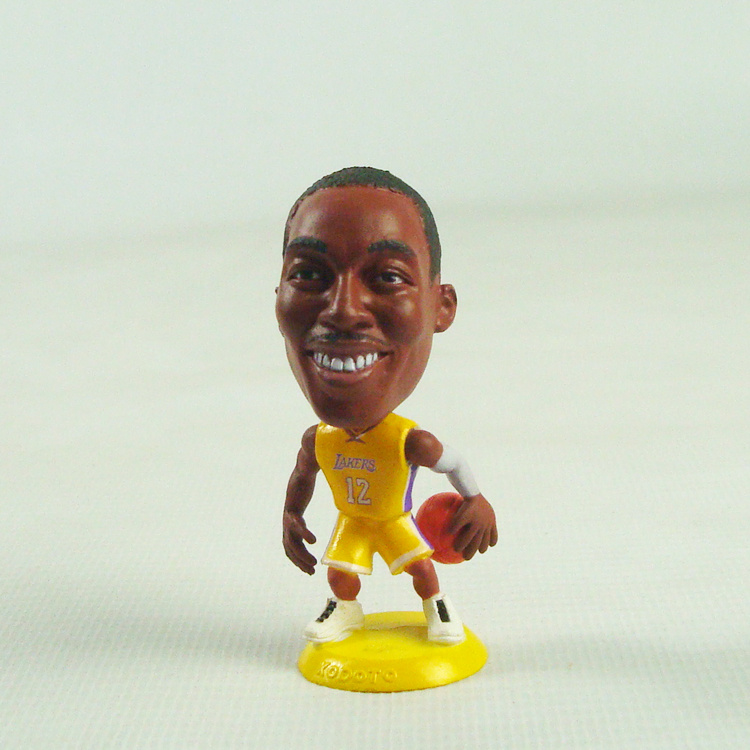Lakers Dwight Howard Action Figure