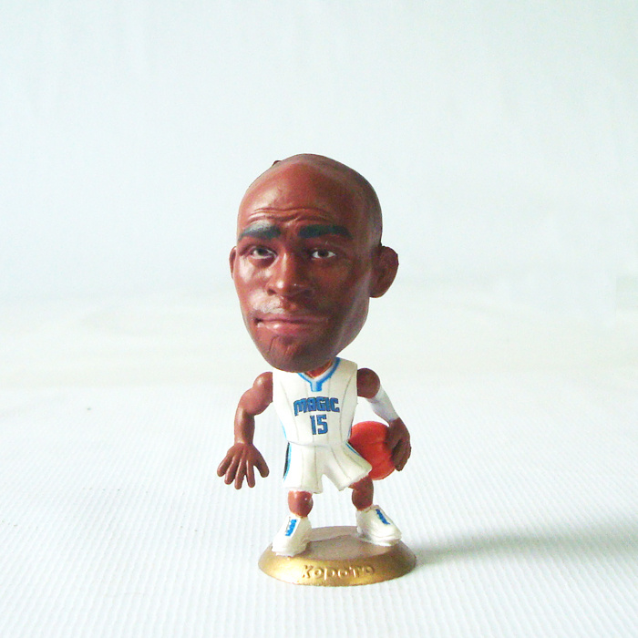 Magic Vince Carter Action Figure