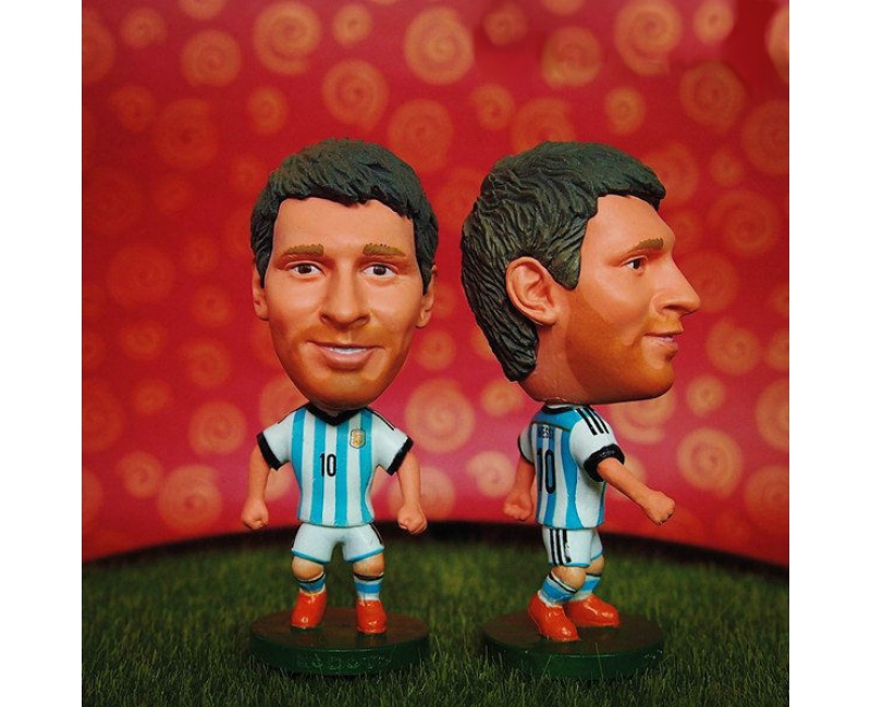 Argentina Messi Figures
