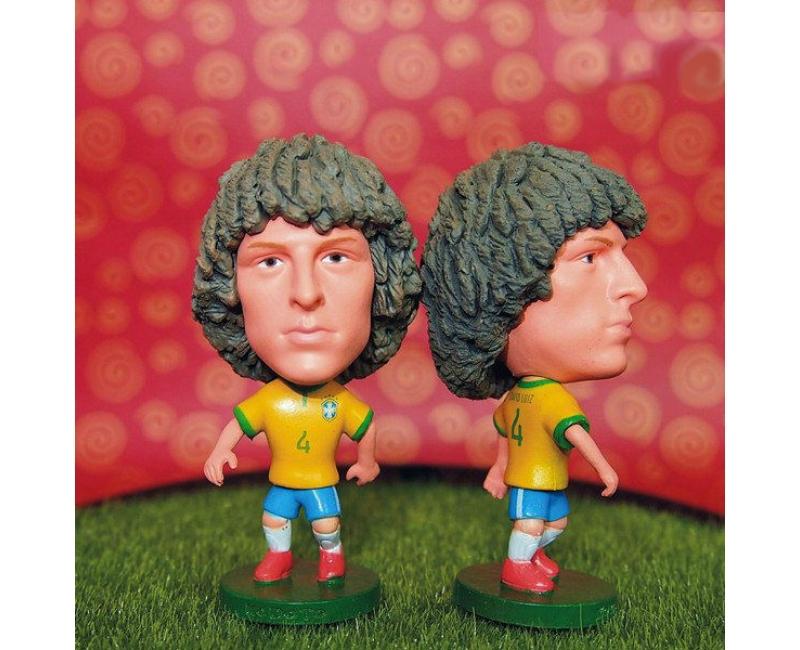 Brazil David Luiz Figures