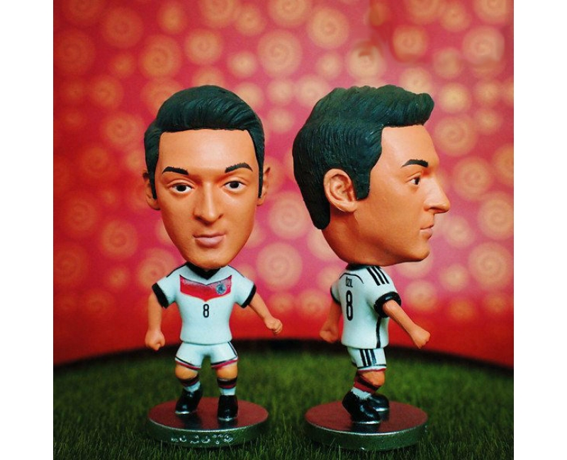 Germany Ozil Figures