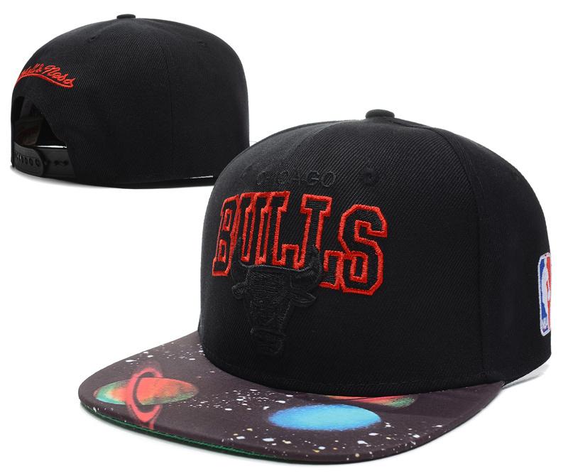 Bulls Caps17