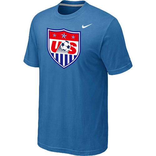 Nike National Team USA Big & Tall Men T-Shirt L.Blue